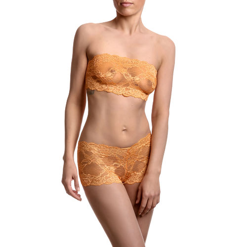 Lingerie Set - Jaffa Orange