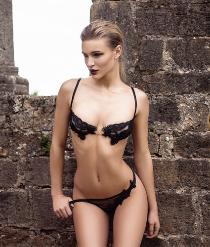 Schmetterling - Dessous Set